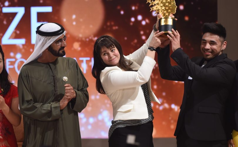 premio global profesor